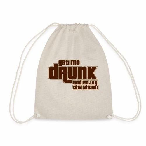 drunk - Sacca sportiva