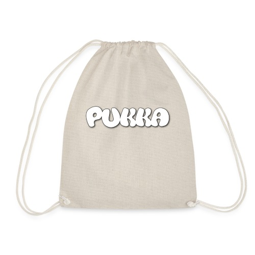 Pukka Official T-Shirt - Drawstring Bag