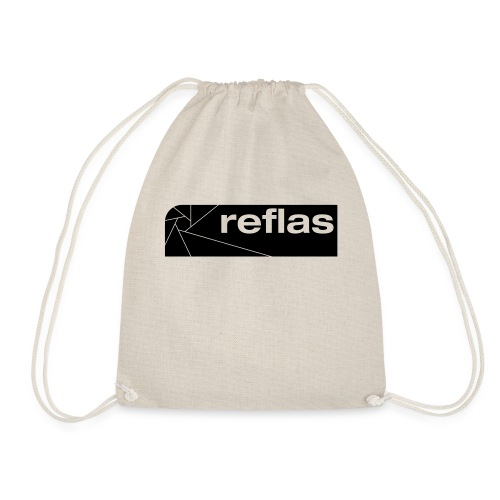 Reflas Clothing Black/Gray - Sacca sportiva