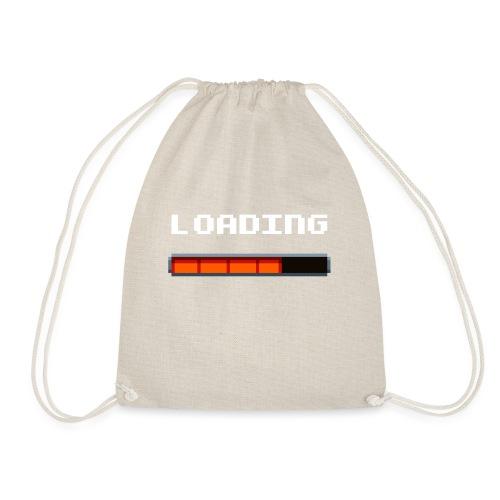 8bit Loading - Drawstring Bag