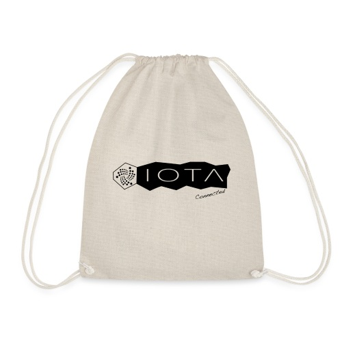 Iota connected black - Sac de sport léger