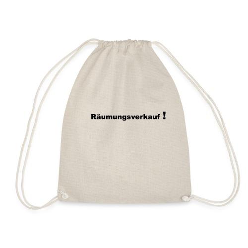 Raeumungsverkauf - Turnbeutel
