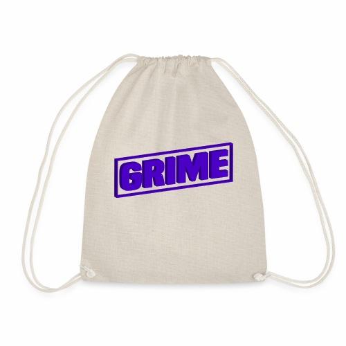 grime - Drawstring Bag