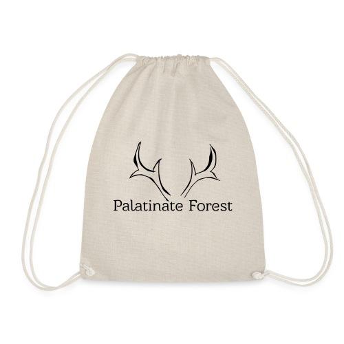 Palatinate Forest svg Geweih - Turnbeutel