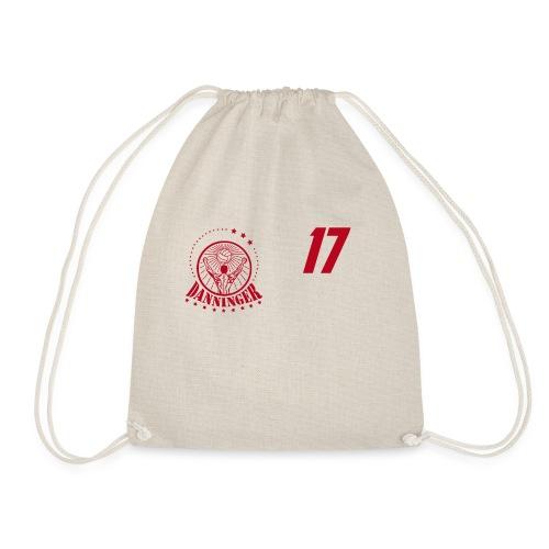 Nummer Logo rot - Turnbeutel