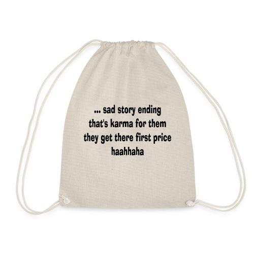 Karma - Turnbeutel