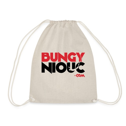 BungyNiouc Logo - Sac de sport léger