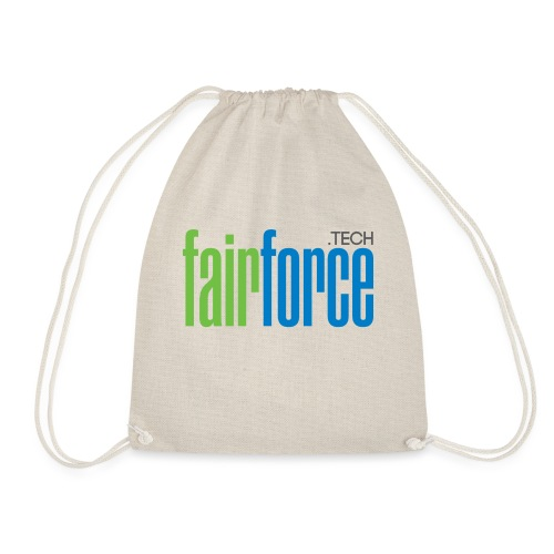 Fair Force - Drawstring Bag
