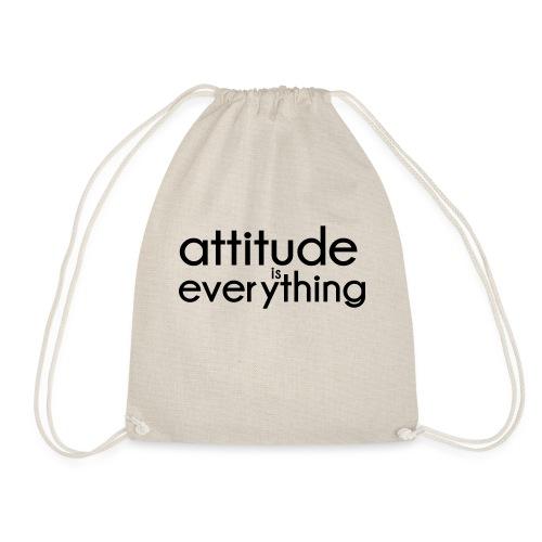 Attitude is everything - Gymtas