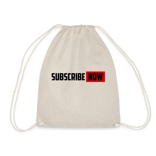 sub now - Drawstring Bag