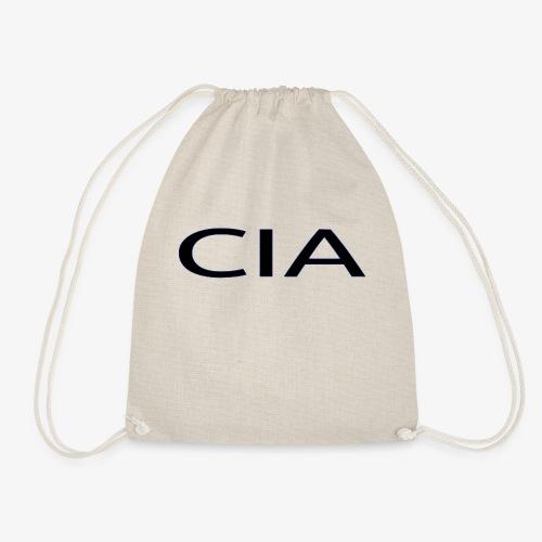 CIA - Drawstring Bag