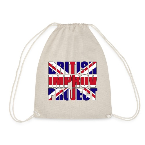 BIP Logo - Drawstring Bag