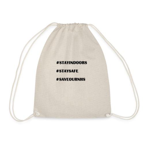 #Save Our NHS - Drawstring Bag