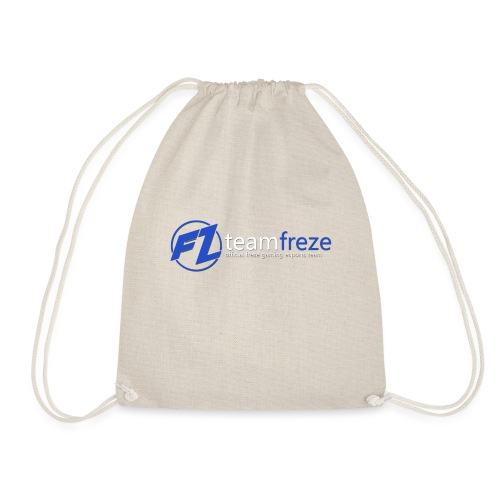 Team FreZe T-Shirt - Turnbeutel