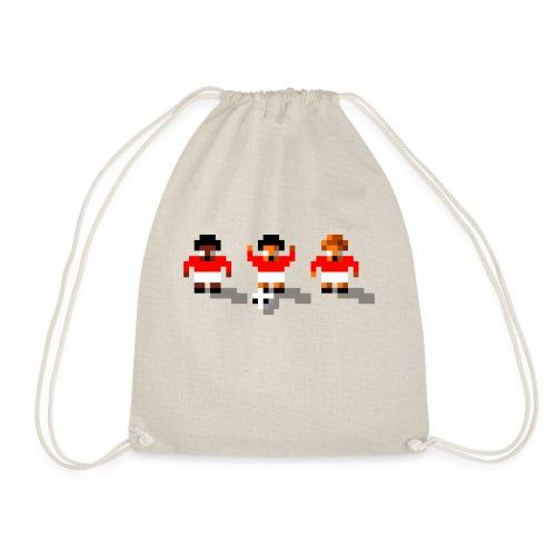 Soccer Red Team - Drawstring Bag