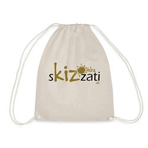 T-Shirt attillata sKizzati Kizomba Uomo verde fluo - Sacca sportiva