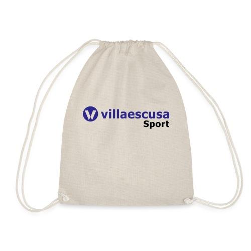 Villaescusa Sport Logo - Mochila saco
