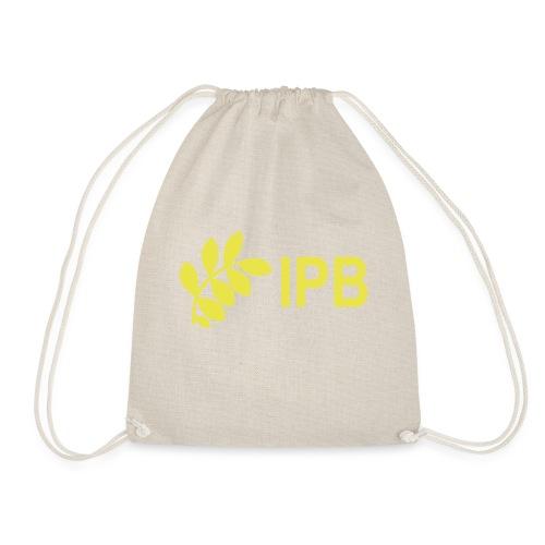 International Peace Bureau IPB version 4 - Drawstring Bag