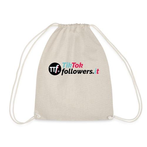 ttfollowers logo - Sacca sportiva