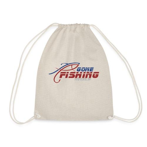 GONE-FISHING (2022) DEEPSEA/LAKE BOAT COLLECTION - Drawstring Bag