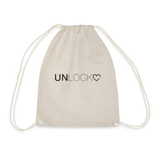 Unlock - Sacca sportiva