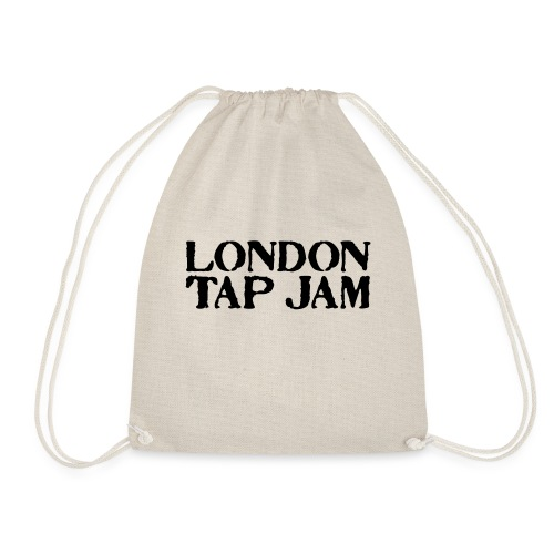 Two row logo - Drawstring Bag