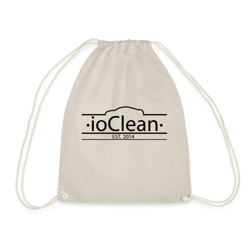 ioClean - Drawstring Bag