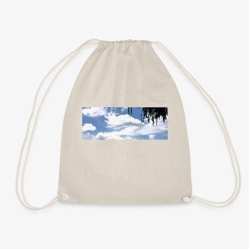 Wolkenlandschaft - Turnbeutel