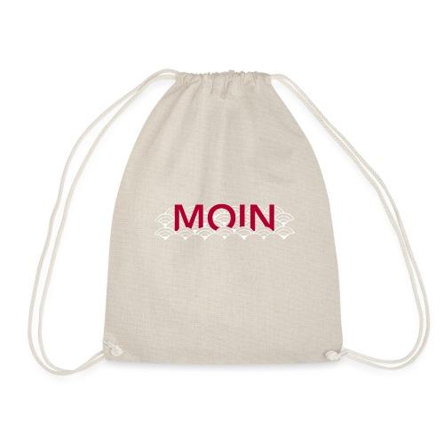 Moin Wellen - Turnbeutel