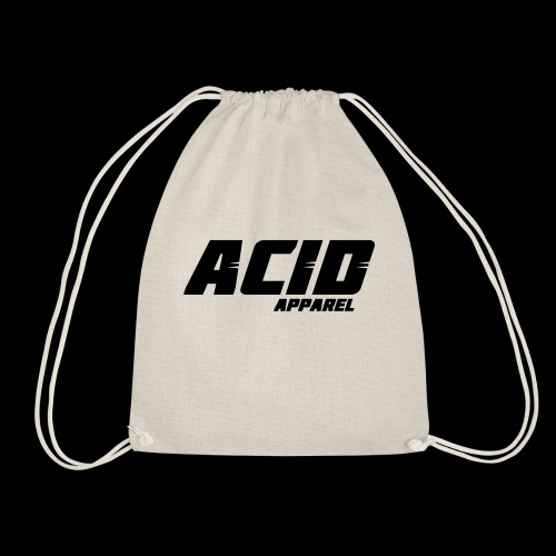 Acid Apparell Logo - Turnbeutel