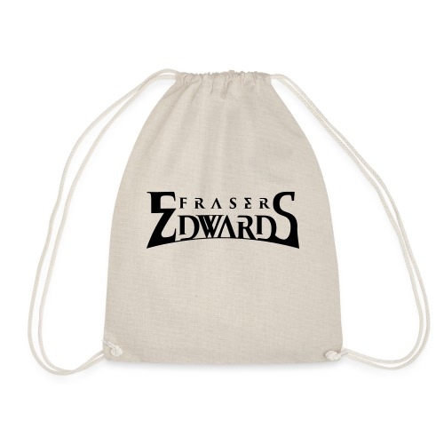 Fraser Edwards Men's Slim Fit T shirt - Drawstring Bag