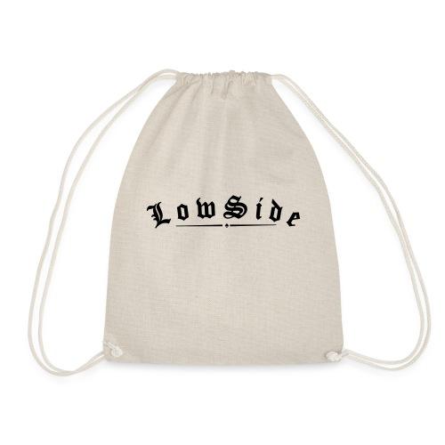 lowside vector - Drawstring Bag