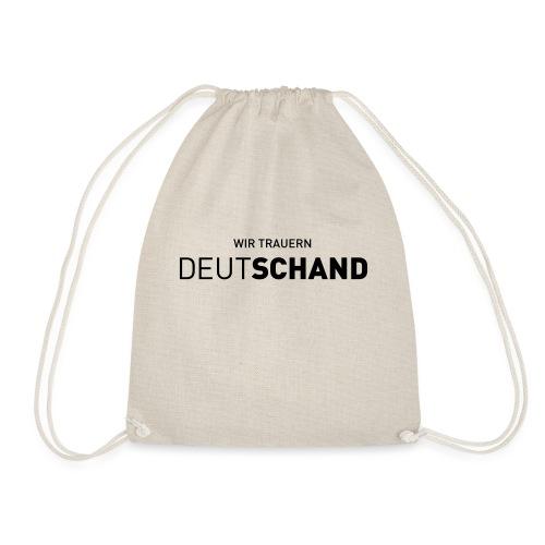 WIR TRAUERN Deutschand - Turnbeutel