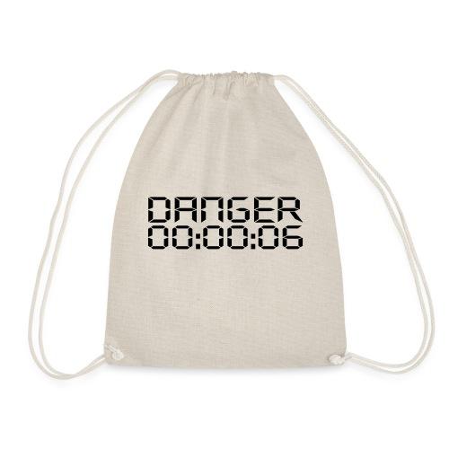 Danger - Turnbeutel