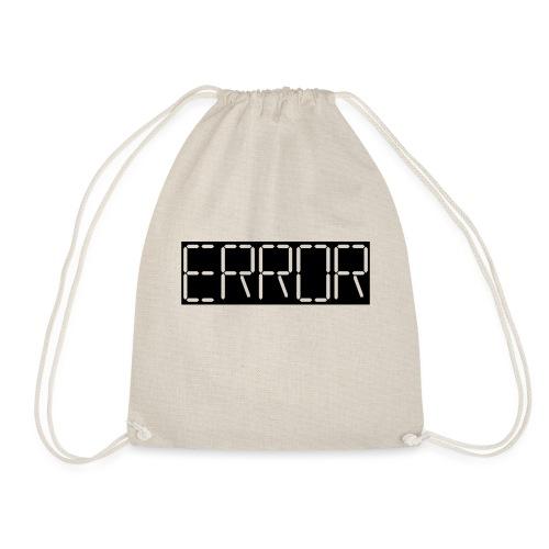 error - Drawstring Bag