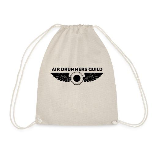 ADG Drum'n'Wings Emblem - Drawstring Bag