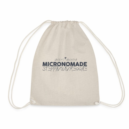 Micronomade steppa sub reggae - Mochila saco