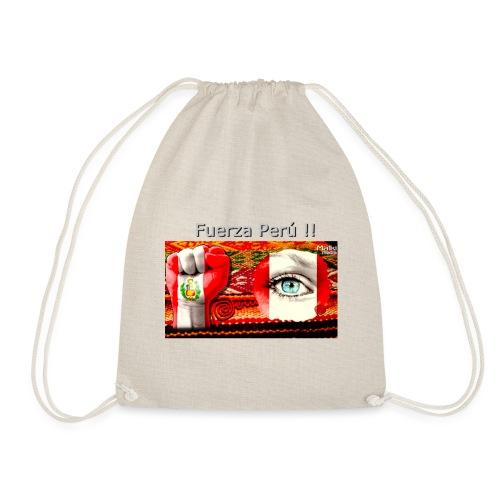 Telar Fuerza Peru I - Drawstring Bag
