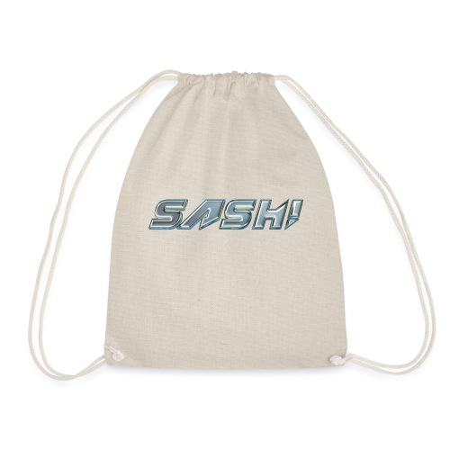 SASH! Logo 2 - Drawstring Bag