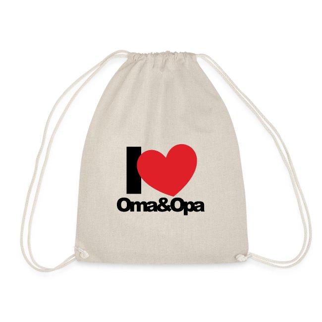 I Love Oma & Opa