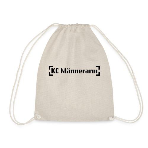 KC Maennerarm Letter - Turnbeutel