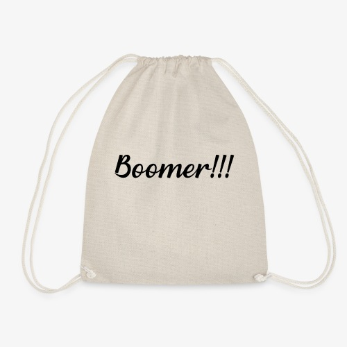 Boomer - Mochila saco