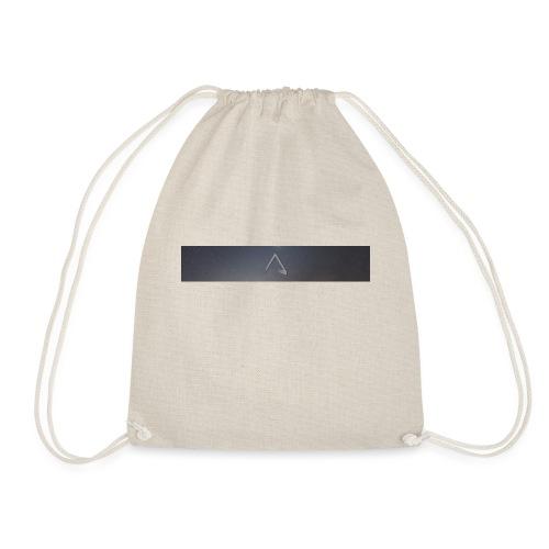 A symbol Header Dark - Drawstring Bag