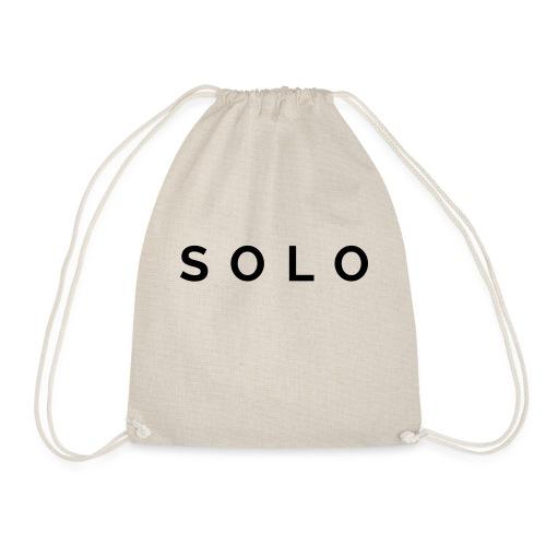 hs final name h - Drawstring Bag