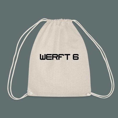 werft6 logo - Turnbeutel
