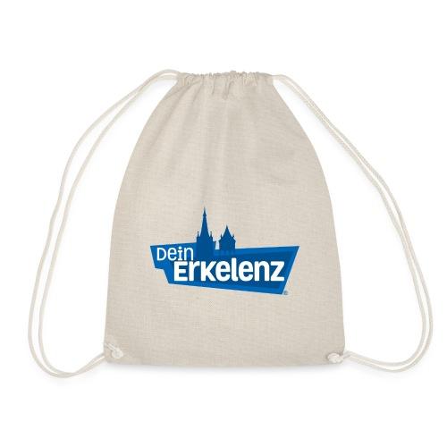 Logo Dein Erkelenz - Turnbeutel
