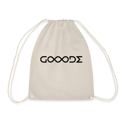 Gooode all new - Turnbeutel