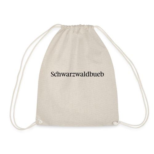 Schwarwaödbueb - T-Shirt - Turnbeutel
