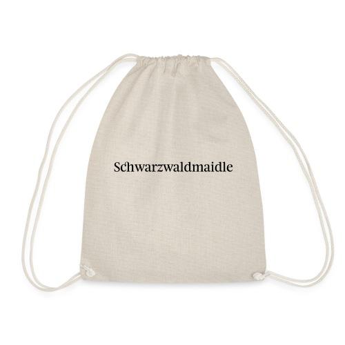 Schwarzwaldmaidle - T-Shirt - Turnbeutel