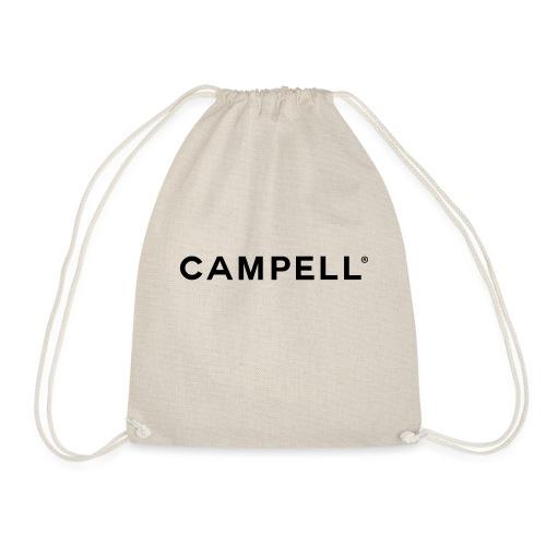 campell_schriftzug - Turnbeutel